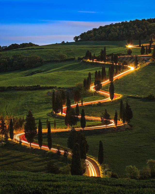 тоскана, италия, tuscany, italy, toscana Тосканская змейка.photo preview