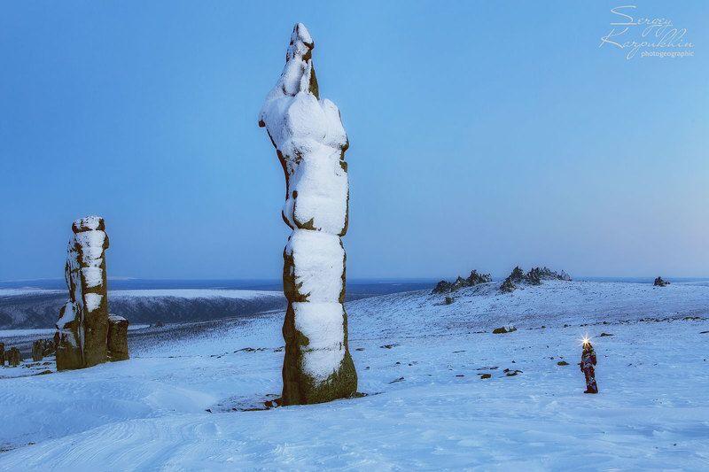 якутия, улахан-сис, зима Контактphoto preview