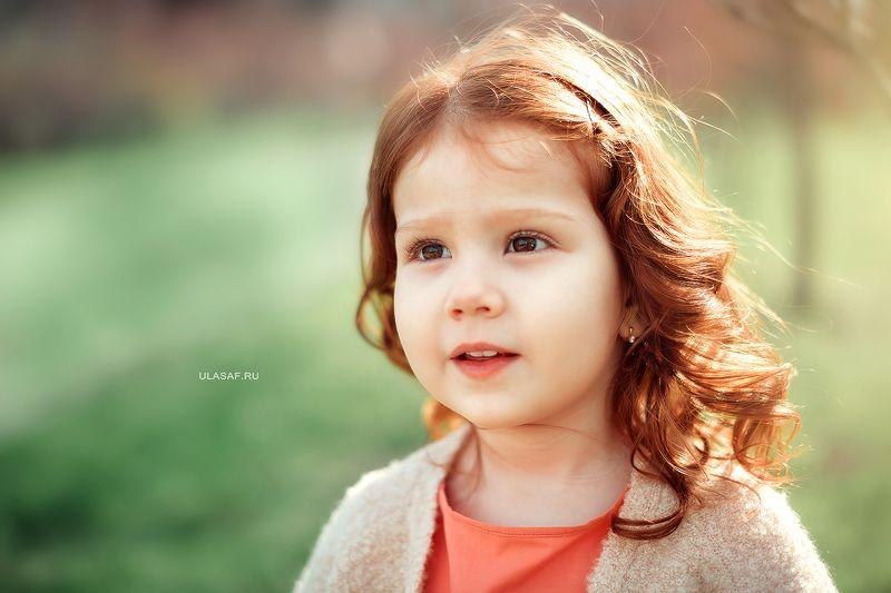 girl, portrait, девочка, портрет, весна, spring, red, рыжая, рыжик Рыжуляphoto preview