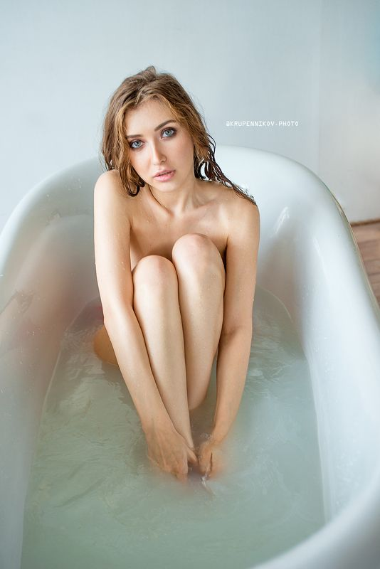 ванна, девушка Женяphoto preview