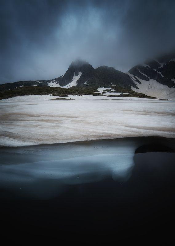 планина, лед, езера, рила Седемте Рилски езераphoto preview