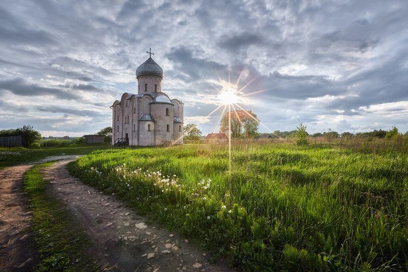 Церковь Спаса на Нередице, Великий Новгород * * * photo preview