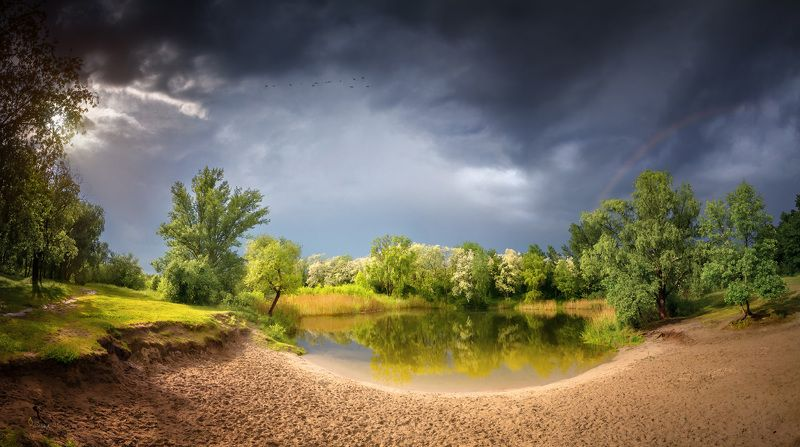 Беларусь Дно дождяphoto preview