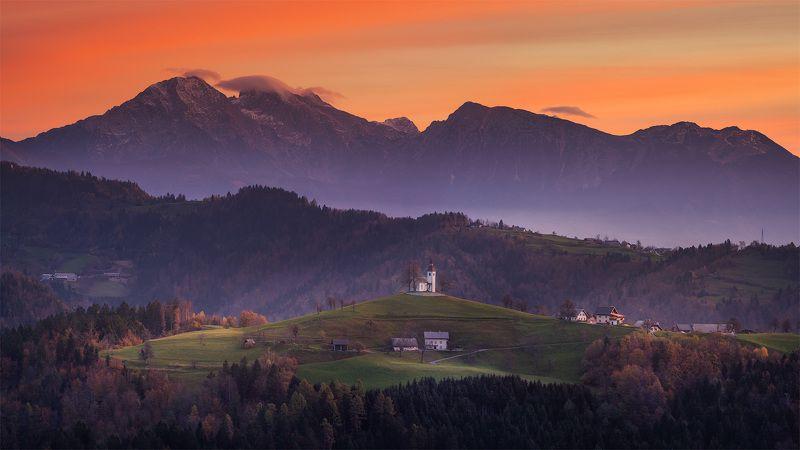 словения, утро, ljubljana, любляна, slovenia Энергия утра.photo preview