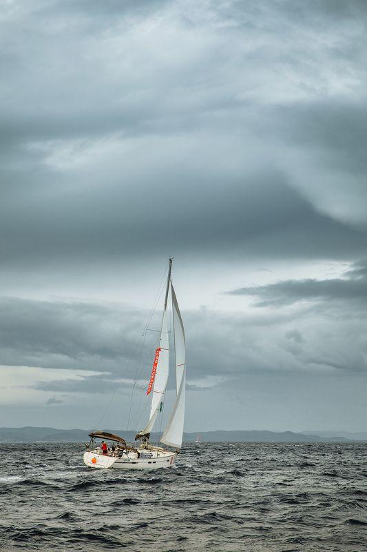 italy, sailing, travel, sea, yachting, tuscany, путешествие, яхтинг, регата, италия, тоскана Sailing harmonyphoto preview