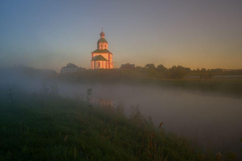 Восход был пламенно чудесен...photo preview