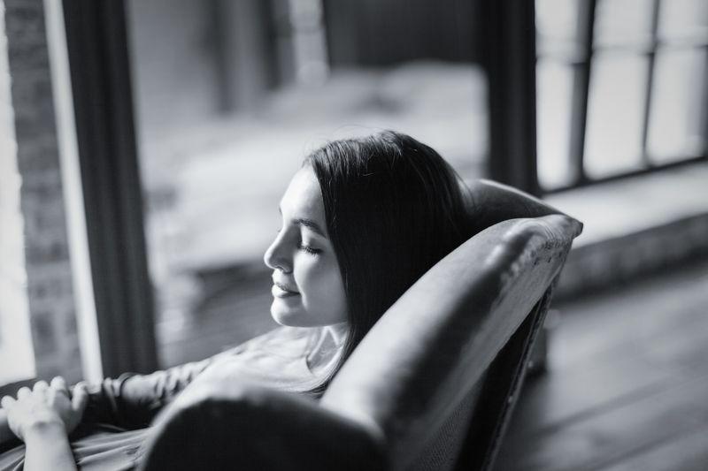 Портрет, женский портрет, студийная фотография, постановочная фотография, fine art Agataphoto preview