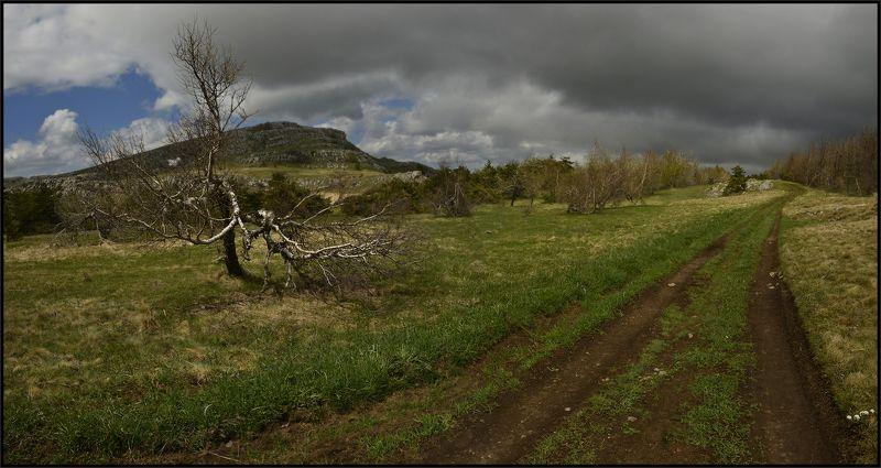 Весна на горном платоphoto preview