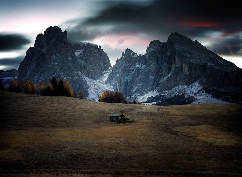 Доломити - Италияphoto preview