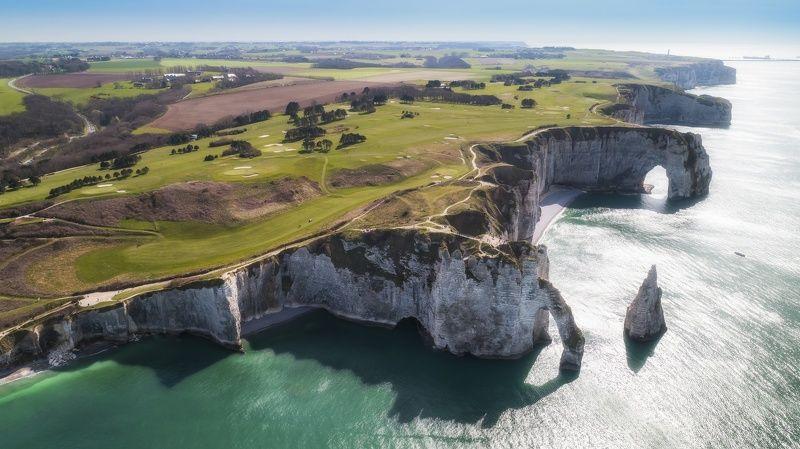 etretat, normandy, france Normandyphoto preview