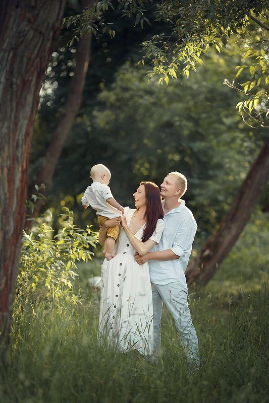 семья, портрет, дети photo preview