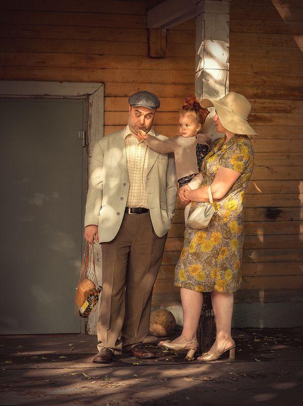 Советская семья)))photo preview