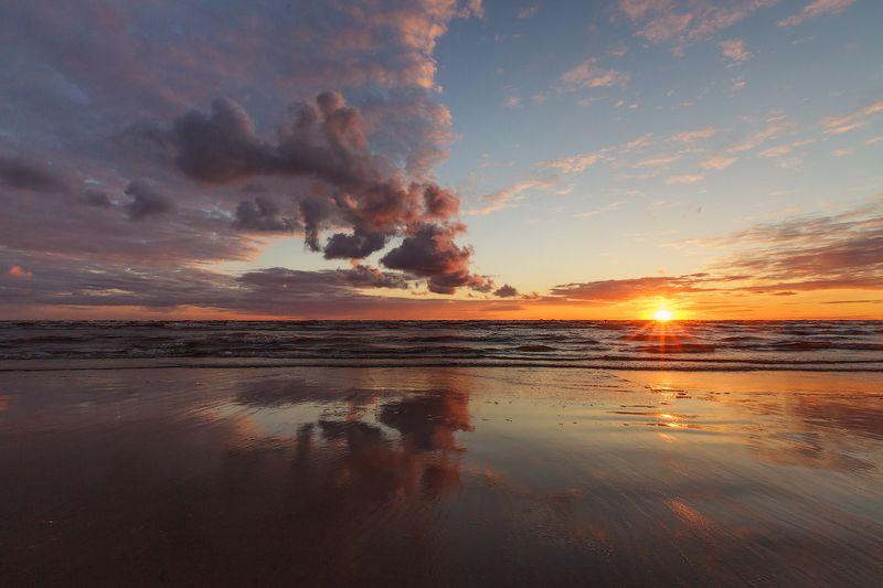 лето, пейзаж, море Краски летаphoto preview
