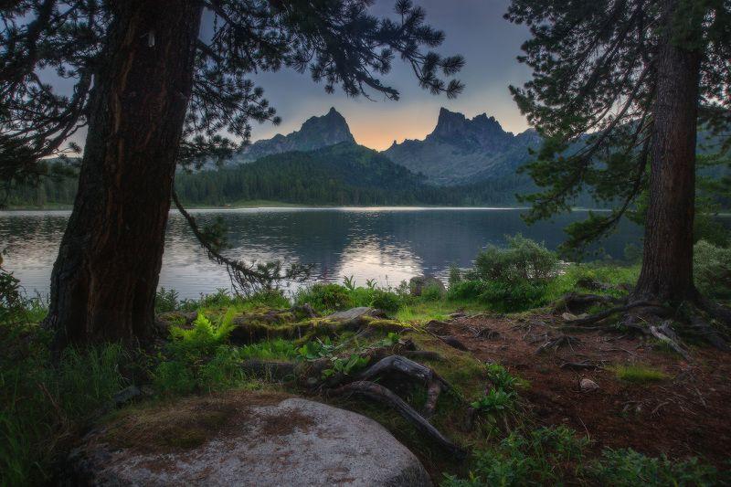 ергаки, горы, светлое Утро на Светломphoto preview