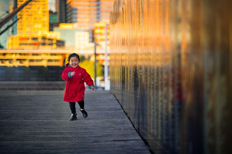 my running girlphoto preview