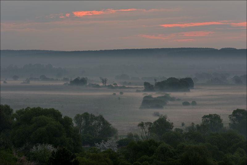 Майским утром над Окойphoto preview