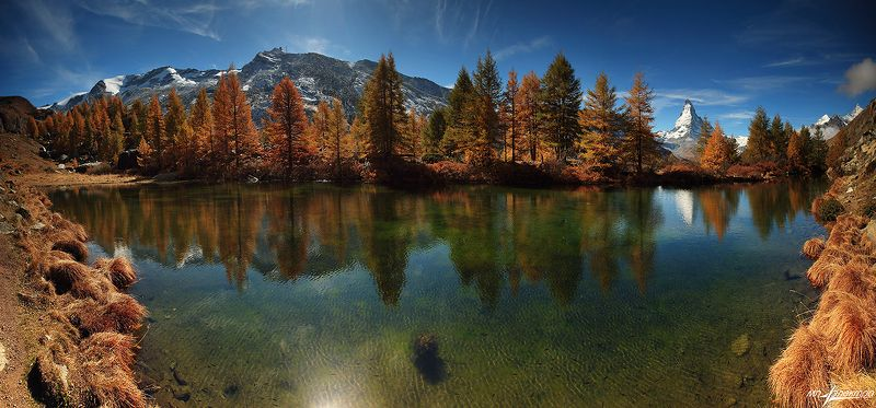 swiss Тихая осеньphoto preview