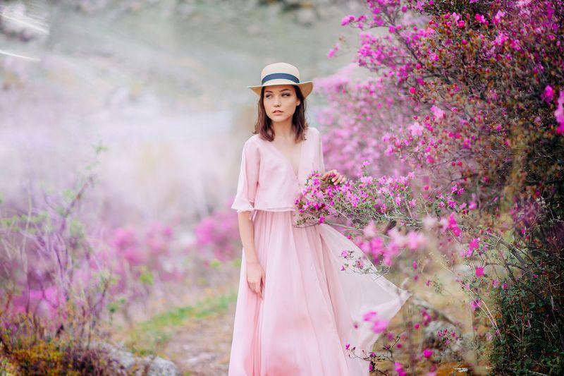портрет, арт, модель, portrait, art, dress, sensetiv Violetphoto preview