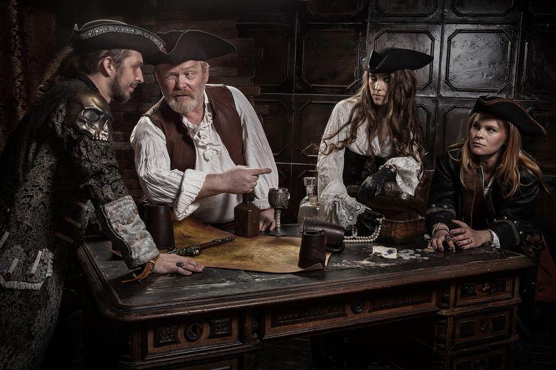 пираты корсары Пиратыphoto preview