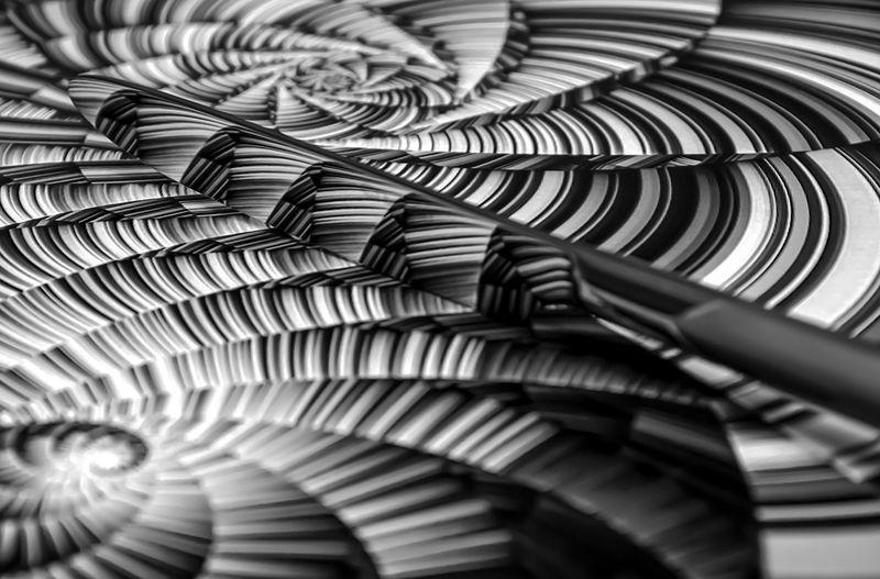 Столовая геометрия - Geometry cutleryphoto preview