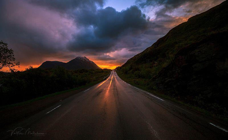 Ночная Скандинавияphoto preview