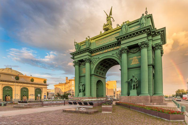 Narva Triumphal Archphoto preview