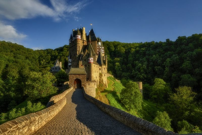 Eltz, Castle, Germany,  Eifel, Rhineland-Palatinate, Landscape Eltz Castle photo preview