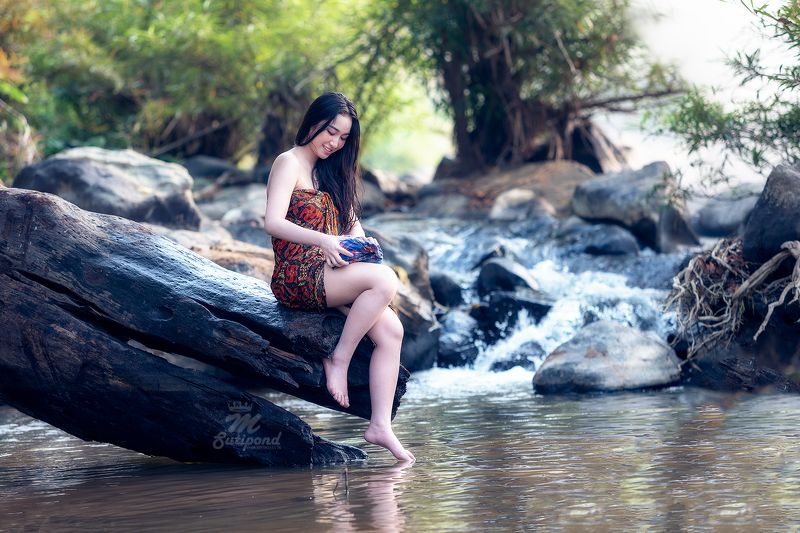 portrait women asia  Washingphoto preview