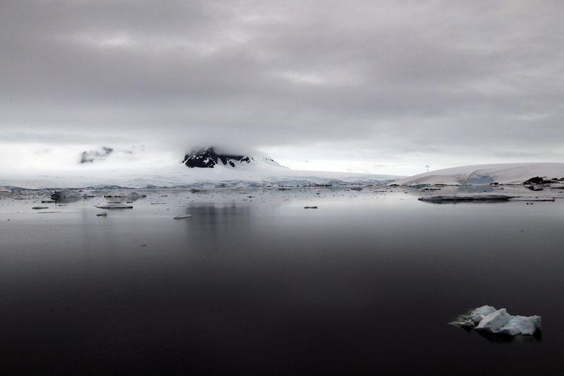 антарктика, antarctic, путешествие, океан, айсберг, лед,  природа, landscape, nature, свет, light, небо, облака silencephoto preview