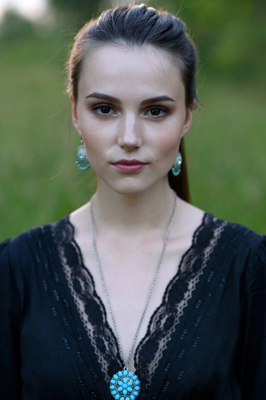 Портрет, portrait, Nikon, D750 Анастасияphoto preview