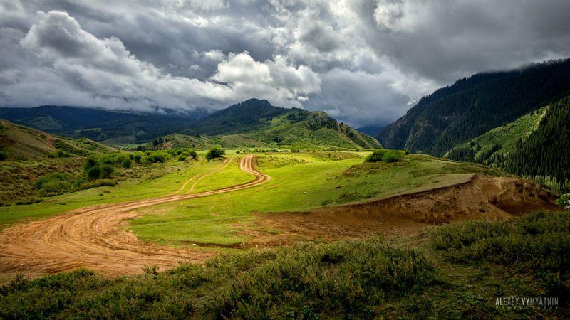 казахстан, плато, горы, джеты-огуз, джетыогуз, фототур В ущелье Джеты-Огузphoto preview
