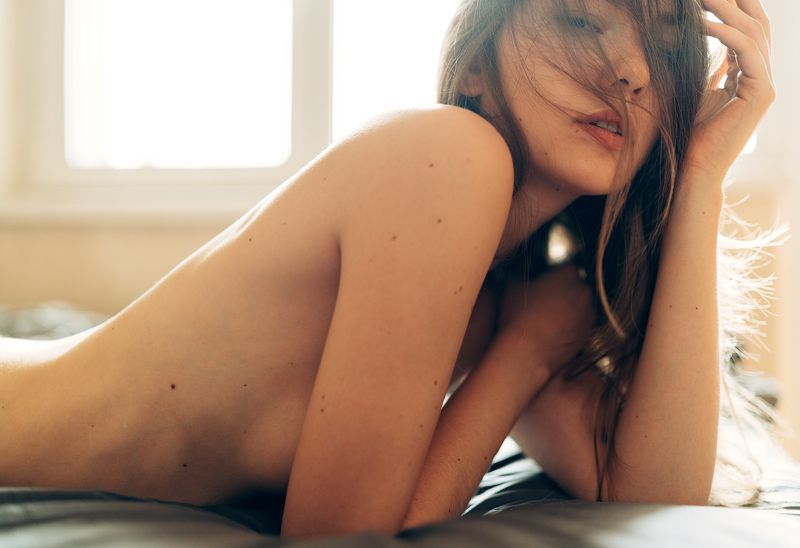 girl, at home, portrait, natural light, home, коверильича, nude, morning, moscow Ksuphoto preview
