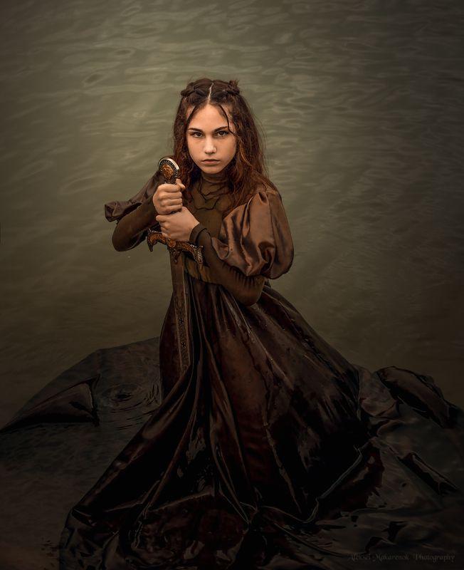 medieval legends,photographer: aleksei makarenok,model elizaveta , Medieval legends.....................photo preview