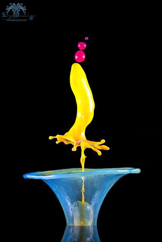 капли, жидкость, макро, арт, всплеск, сергейтолмачев, liquidart, art, liquid Виртуозphoto preview