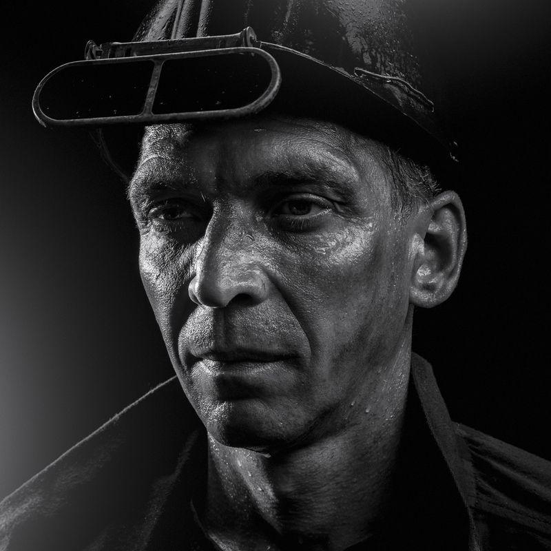 Портрет металлургаphoto preview