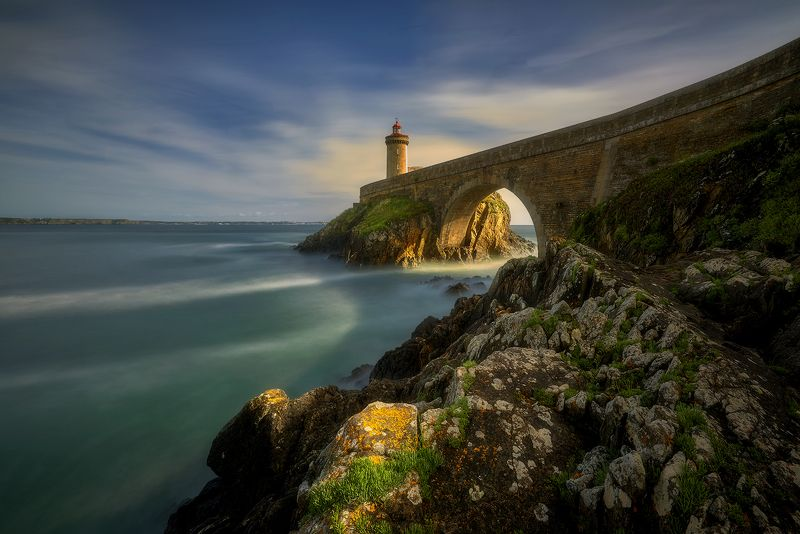 Petit Minou, lighthouse, Brittany, France Petit Minou lighthousephoto preview