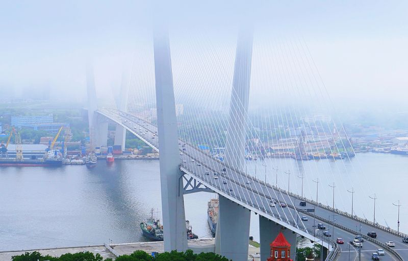 Туманный Владивостокphoto preview