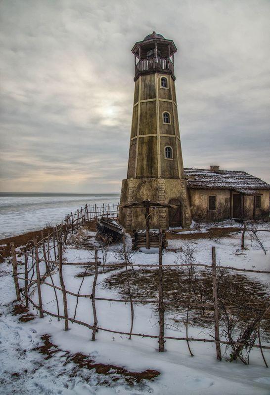 мержаново таганрог весна фильм маяк природа архитектура азовское море Декорации к фильму \