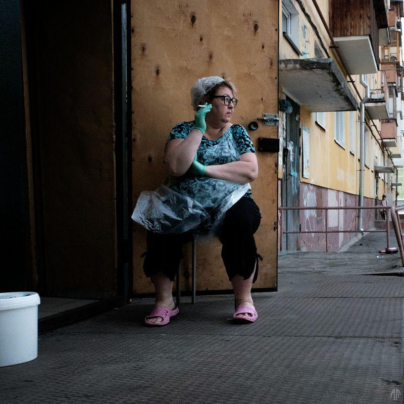 уличная фотография, streetphotography, Перекурphoto preview