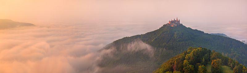 sv-phototravel.com, германия, гогенцоллерн Замок парящий в облакахphoto preview