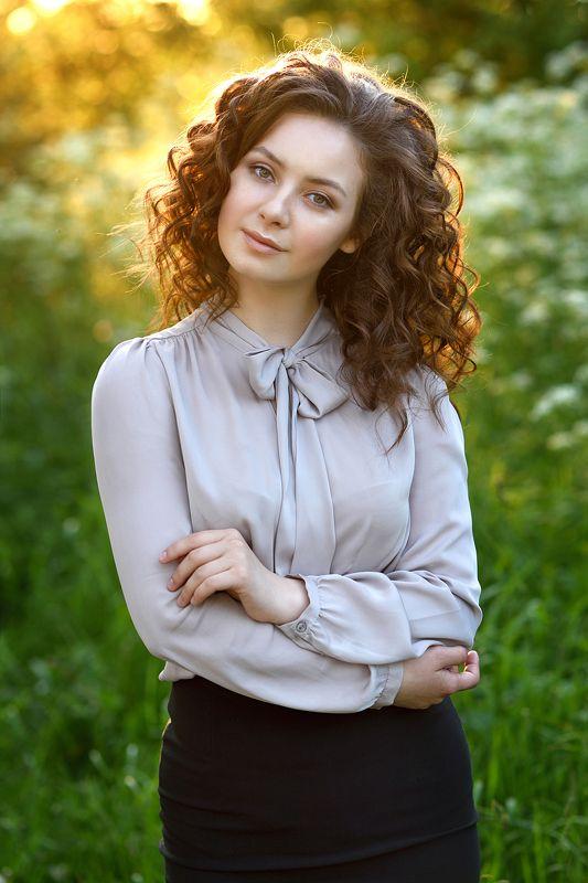 portrait, Nikon, Russia, 85mm, портрет Nadiphoto preview