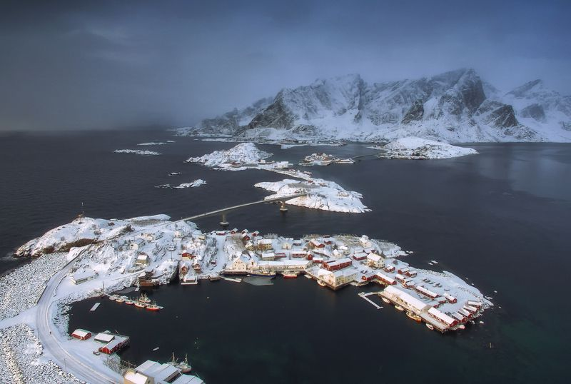 norway, travel, sea, norge, mountains, landscape photo preview