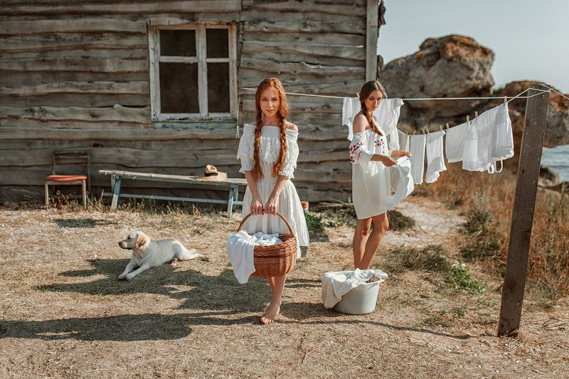 Оксана и Катяphoto preview