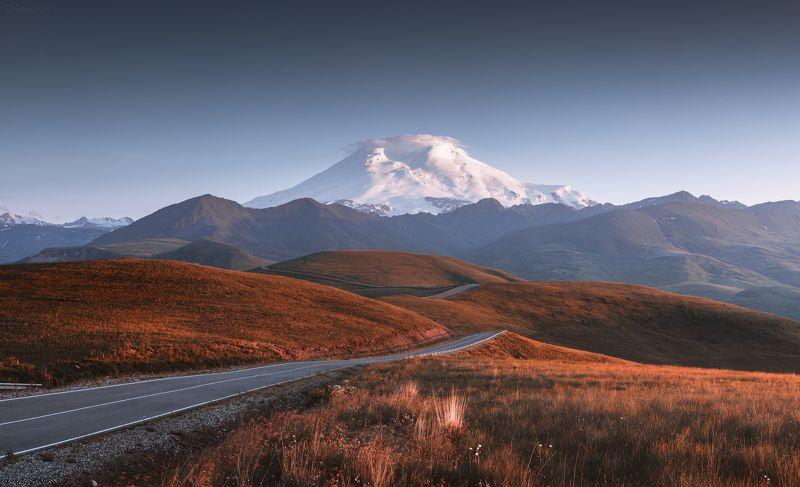 эльбрус, джилы су, приэльбрусье, горы, кавказ, дорога Эльбрусphoto preview