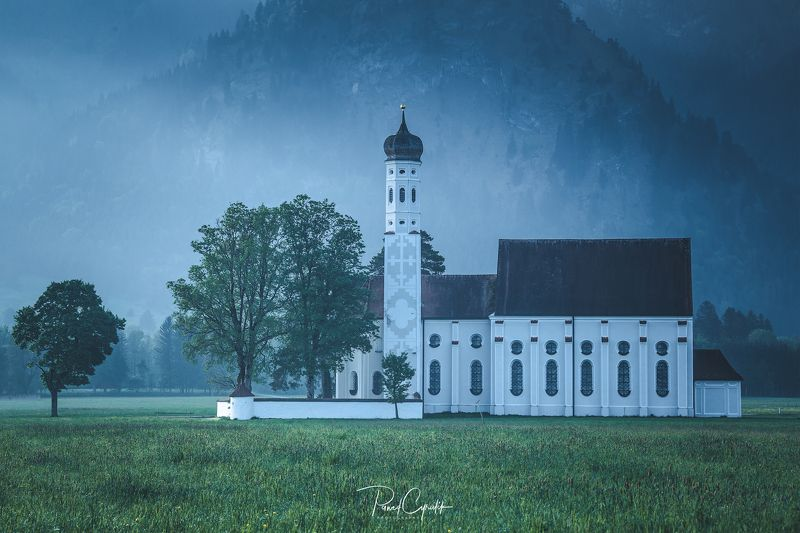 Bavaria Bavarian Churchphoto preview