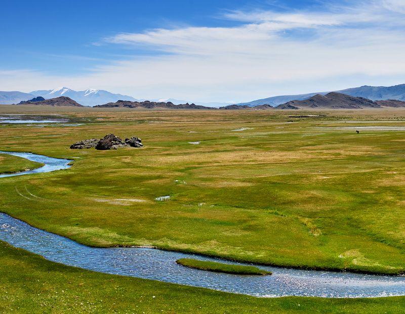 Монголия Природа одиночестваphoto preview