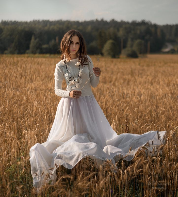 aleksei, makarenok, photography Especially in summer you feel the approach of autumn............photo preview