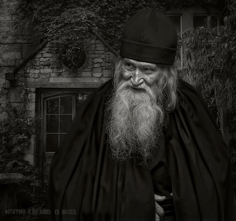 Старец Илий - Ноздрин.photo preview