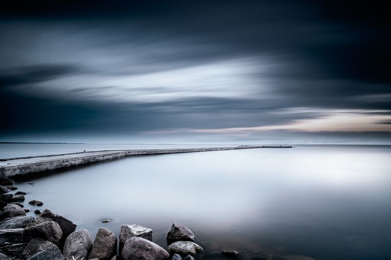 lithuania,ventes ragas,stones,water, forgotten portphoto preview