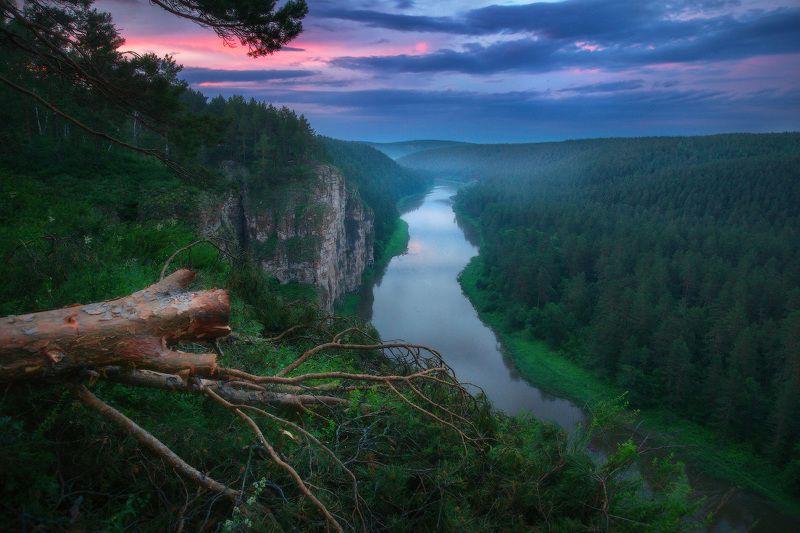 урал, горы, уральскиегоры, ай На реке Айphoto preview